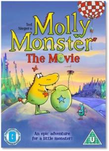 Příšerka Molly / Molly Monster - Der Kinofilm  (2016)