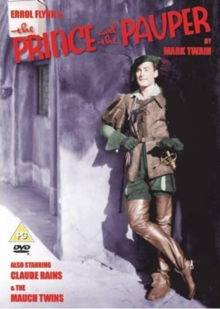 The Prince and the Pauper, DVD