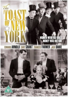 The Toast of New York, DVD