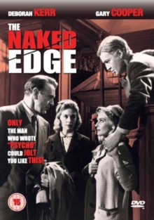 The Naked Edge, DVD DVD