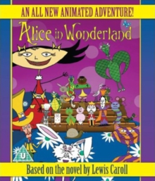 Alice in Wonderland (Animated), Blu-ray