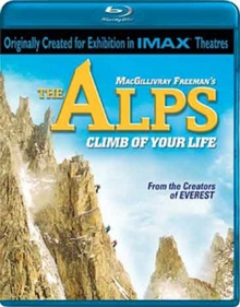 IMAX: The Alps - Climb of Your Life, Blu-ray