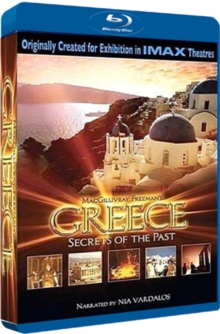 IMAX: Greece - Secrets of the Past, Blu-ray