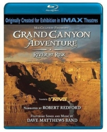 IMAX: Grand Canyon Adventures - River at Risk, Blu-ray