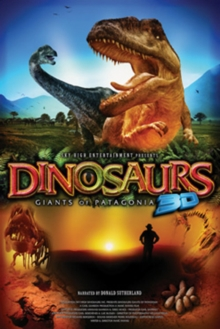 IMAX: Dinosaurs - Giants of Patagonia, Blu-ray