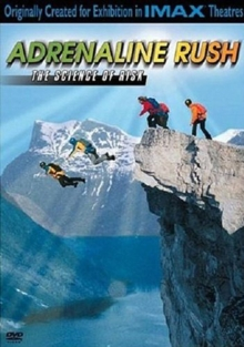 IMAX: Adrenaline Rush - The Science of Risk, Blu-ray