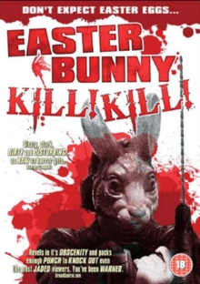 Easter Bunny, Kill! Kill!, DVD