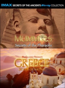 IMAX: Secrets of the Ancients Collection, Blu-ray