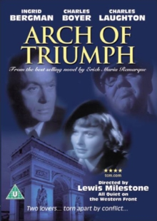 Arch of Triumph, DVD