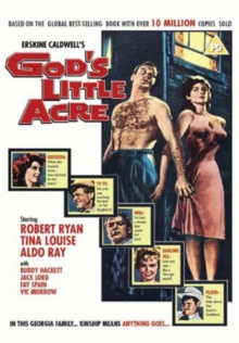 God's Little Acre, DVD  DVD