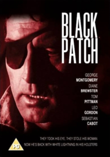 Black Patch, DVD  DVD