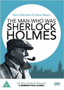 The Man Who Was Sherlock Holmes, DVD