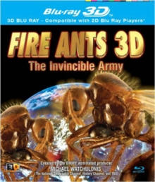 Fire Ants - The Invincible Army, Blu-ray