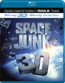 Space Junk, Blu-ray