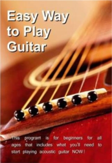 Easy Way to Play Guitar, DVD