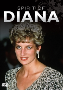 The Spirit of Diana, DVD DVD