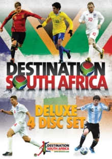 Destination South Africa 2010: Deluxe Set, DVD