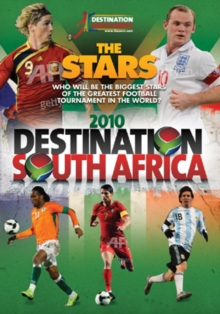 Destination South Africa 2010: The Stars, DVD  DVD
