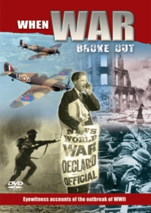 When War Broke Out, DVD