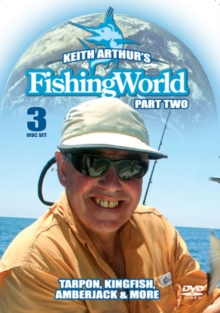 Keith Arthur's Fishing World: Tarpon, Kingfish and Amberjack, DVD