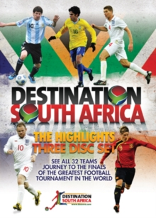 Destination South Africa 2010: The Highlights, DVD  DVD