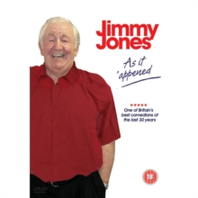 Jimmy Jones: As It Happened, DVD