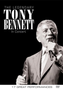 Tony Bennett: The Legendary Tony Bennett in Concert, DVD  DVD