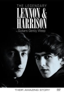Lennon and Harrison: Guitars Gently Weep - Their Amazing Story, DVD