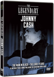 Johnny Cash: The Man in Black - The Early Years, DVD
