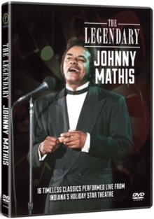Johnny Mathis: The Legendary Johnny Mathis, DVD  DVD
