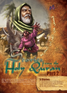 Stories from the Holy Quran: Part 2, DVD