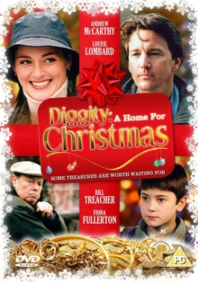 Diggity - A Home for Christmas, DVD  DVD