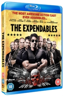 The Expendables: Uncut, Blu-ray
