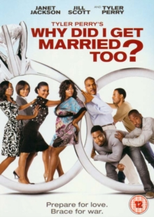 Why Did I Get Married Too?, DVD