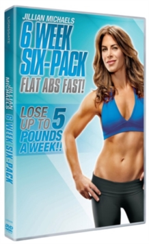 Jillian Michaels: Six Week Six-pack, DVD