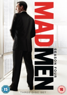 Mad Men: Season 4, DVD