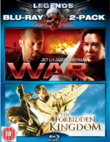 War/The Forbidden Kingdom, Blu-ray