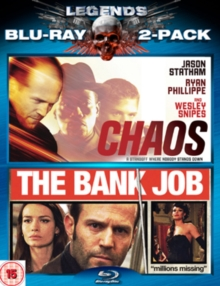 Chaos/The Bank Job, Blu-ray