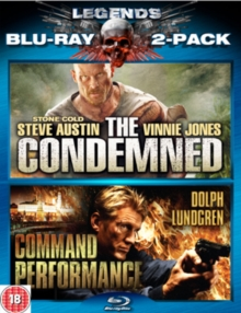 The Condemned/Command Performance, Blu-ray
