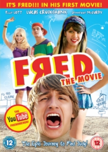 Fred - The Movie, DVD  DVD