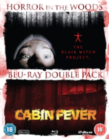 Cabin Fever/The Blair Witch Project, Blu-ray  BluRay