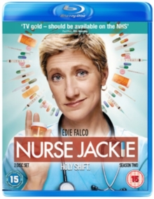 Nurse Jackie: Season 2, Blu-ray