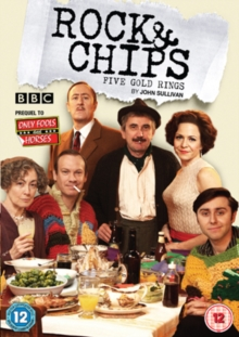 Rock and Chips: Five Gold Rings, DVD