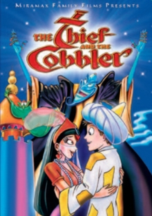 The Thief and the Cobbler, DVD DVD