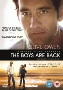 The Boys Are Back, DVD