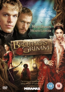 The Brothers Grimm, DVD