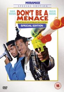 Don't Be a Menace to South Central While Drinking Your Juice..., DVD