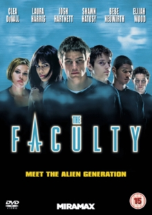 The Faculty, DVD