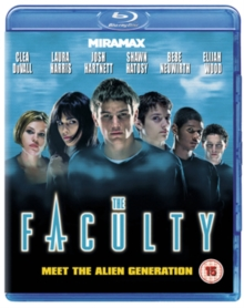 The Faculty, Blu-ray