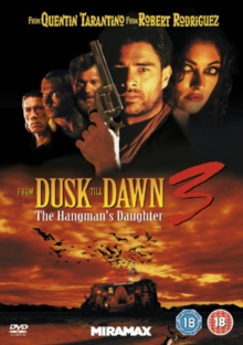 From Dusk Till Dawn 3 - The Hangman's Daughter, DVD